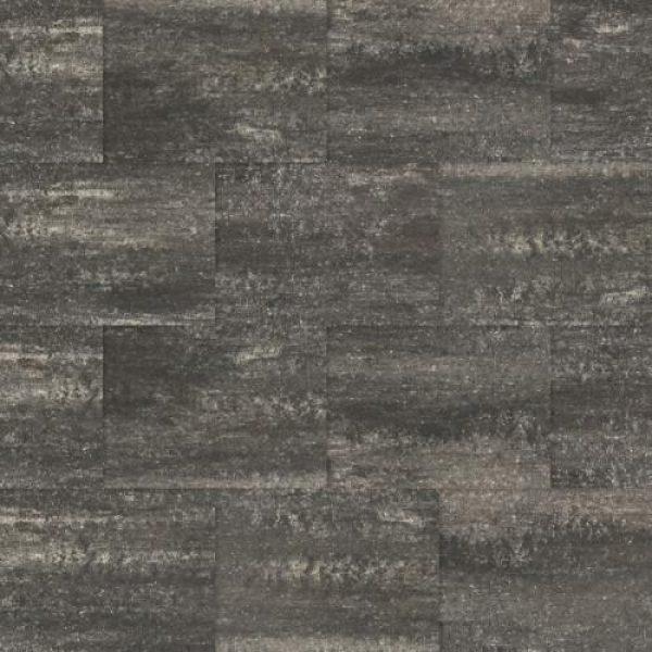 1001143 - 60Plus Soft Comfort 20x30x6 cm Grijs/Zwart - Alpha Sierbestrating