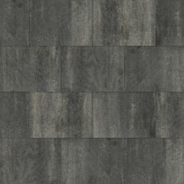 1001144 - 60Plus Soft Comfort 30x40x6 cm Grijs/Zwart - Alpha Sierbestrating