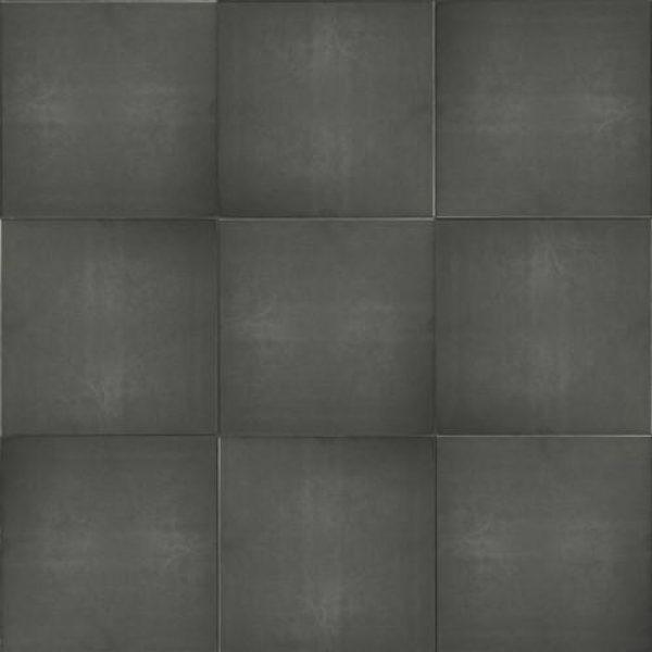 2000076 - Optimum Tuintegel 60x60x4 cm MF Antraciet - Alpha Sierbestrating