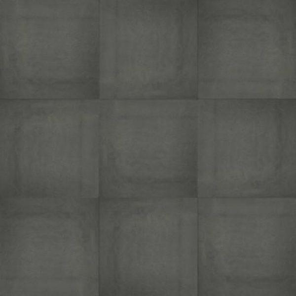 2000077 - Optimum Tuintegel 60x60x4 cm ZF Antraciet - Alpha Sierbestrating