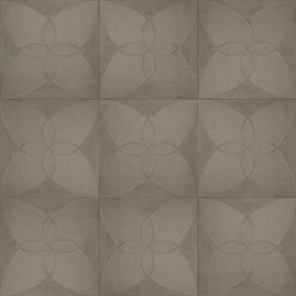 2000580 - Optimum Decora 60x60x4 cm Silver Iris - Alpha Sierbestrating