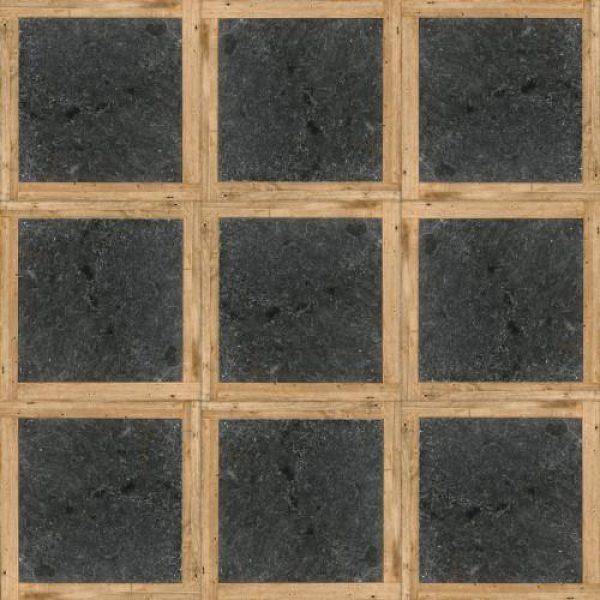 2000618 - Noviton 60x60x4 cm Woodstone - Alpha Sierbestrating