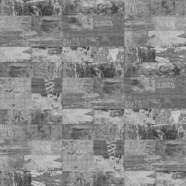 2000680 - Noviton 60x60x4 cm Woodstone Mono - Alpha Sierbestrating