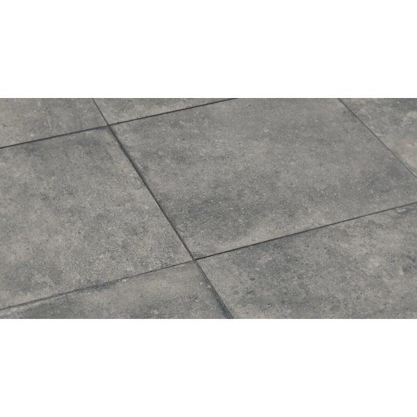 210253 - Robusto Ceramica 3.0 Palazzo Antracite 90x90x3 cm Handelskwaliteit - Alpha Sierbestrating