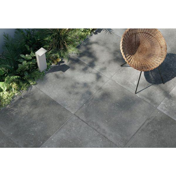 210256 1 - Robusto Ceramica 3.0 Saint Etienne Gris 90x90x3 cm - Alpha Sierbestrating