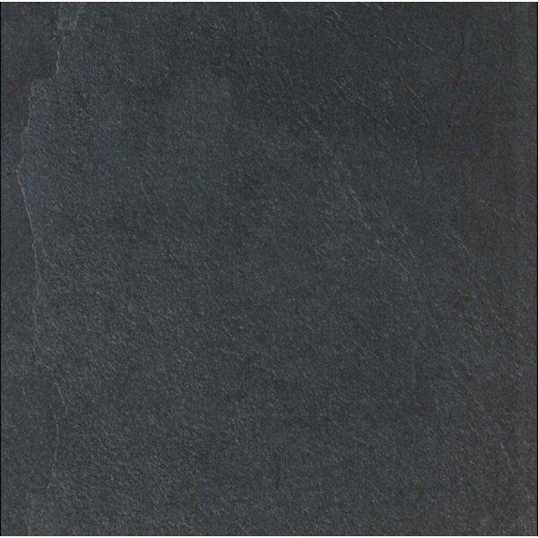 210271 - Robusto Ceramica 3.0 Mustang Santos Black 90x90x3 cm - Alpha Sierbestrating