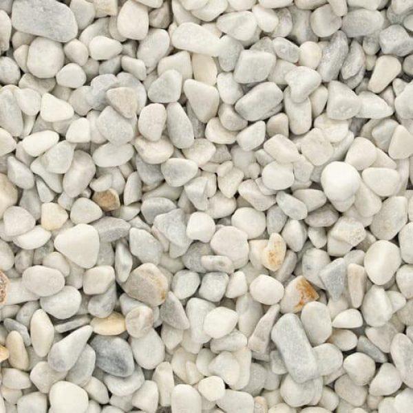 6000172 - 25 kg Carrara rond 16-25 mm - Alpha Sierbestrating