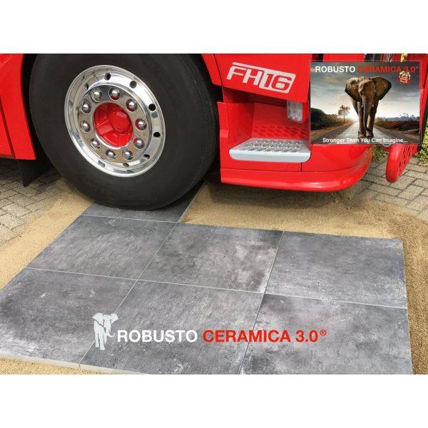 rcalgemeen6060 - Robusto Ceramica 3.0 Liberty Medium 60x60x3 cm Handelskwaliteit - Alpha Sierbestrating