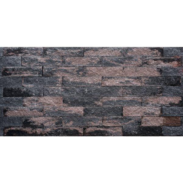 Z0000291 - Wallblock Split 40x10x10 cm Brons - Alpha Sierbestrating