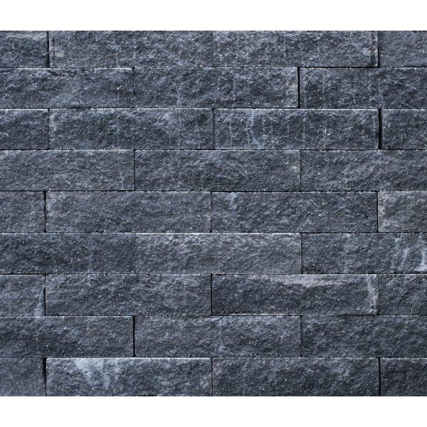 Z0000292 - Wallblock Split 40x10x10 cm Smook - Alpha Sierbestrating