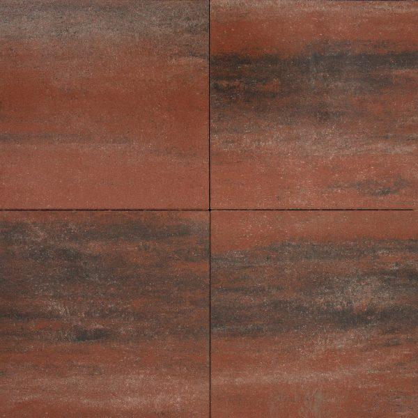 Z0000402 - Tremico 60x60x6 cm Twents bont - Alpha Sierbestrating