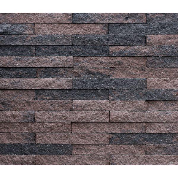 Z0000452 - Wallblock Split 40x15x6 cm Brons - Alpha Sierbestrating
