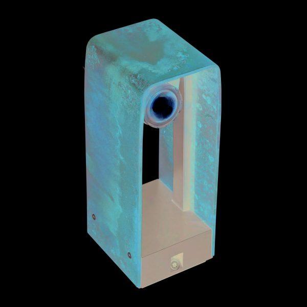 Z0000581 - Ace vrijstaand Corten - Alpha Sierbestrating