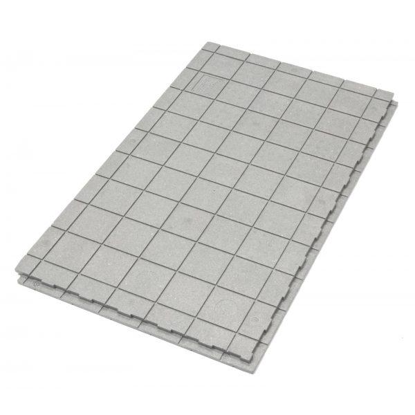 Z0000647 - Oxxobase-plaat 99,5x60,2x2,2 cm - Alpha Sierbestrating