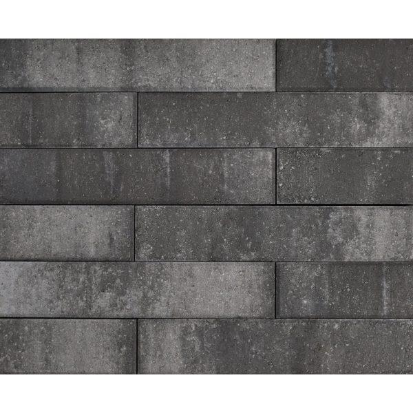 Z0000687 - Wallblock Facet 60x12x12 cm Zeeuws bont - Alpha Sierbestrating