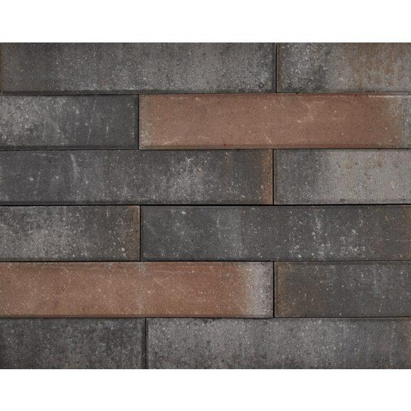 Z0000688 - Wallblock Facet 60x12x12 cm Texels bont - Alpha Sierbestrating