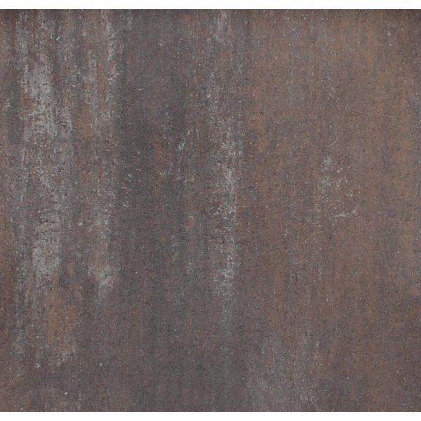 Z0000723 - Estetico verso 60x60x4 cm Chocolate - Alpha Sierbestrating
