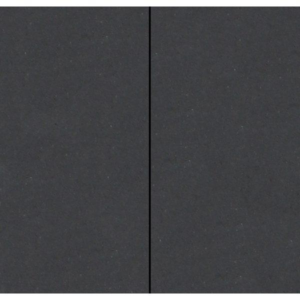 Z0000727 - Metro Vlaksteen 40x20x4 cm Antraciet - Alpha Sierbestrating