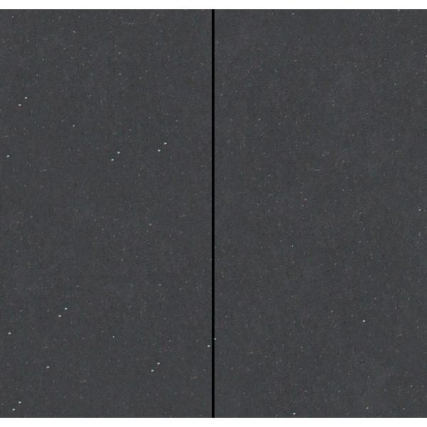 Z0000731 - Metro Vlaksteen 40x20x4 cm Donkergrijs - Alpha Sierbestrating