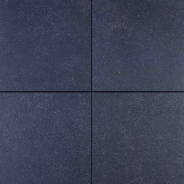 Z0000747 - Keramische binnentegel 60x60x1 cm Onyx black - Alpha Sierbestrating