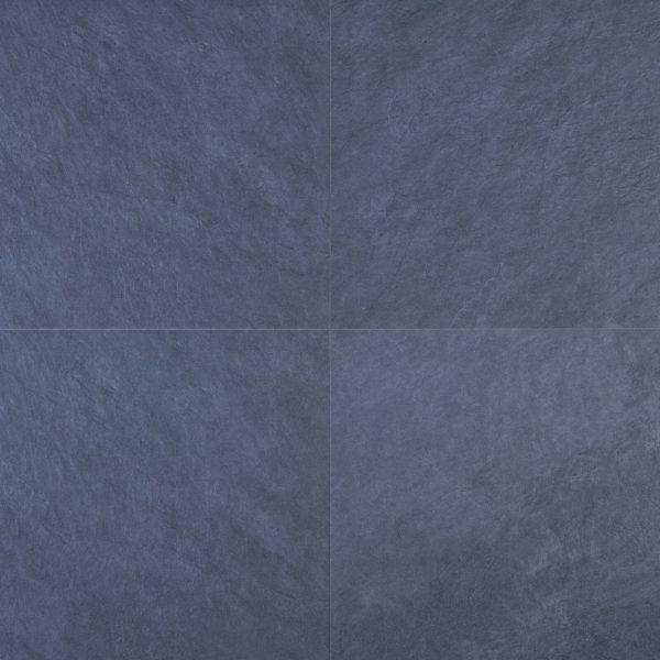 Z0000751 - Keramische binnentegel 60x60x1 cm Dark slate - Alpha Sierbestrating