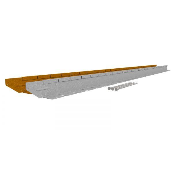 Z0000847 - Flexline 7,5 cm Corten - Alpha Sierbestrating