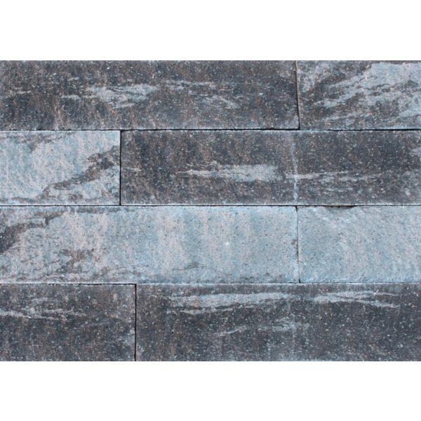 Z0002806 - Wallblock Split 60x12x15 cm Zeeuws bont - Alpha Sierbestrating