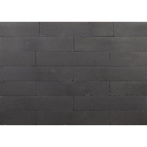 Z0002872 - Wallblock New 60x12x12 cm Antraciet - Alpha Sierbestrating