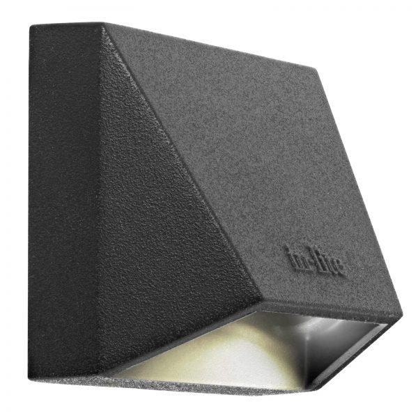 Z0002962 - Wedge mini wand Dark - Alpha Sierbestrating