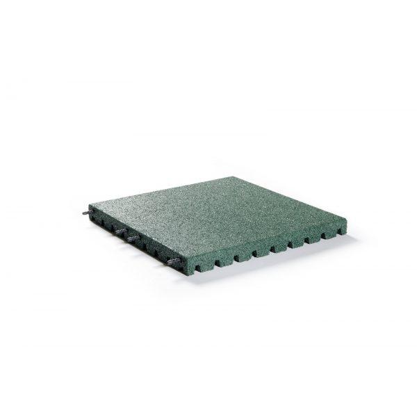 Z0003290 - Veiligheidstegel 50x50x4 cm Groen - Alpha Sierbestrating