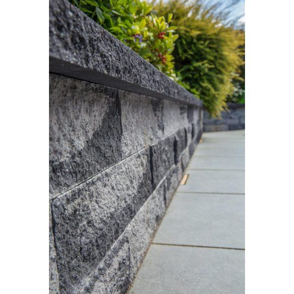 Z0004005 - Wallblock Split 60x12x15 cm Zeeuws bont - Alpha Sierbestrating