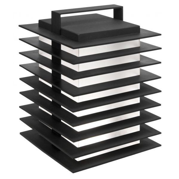 Z0004785 - Stack table Design by Piet Boon 230v Zwart - Alpha Sierbestrating