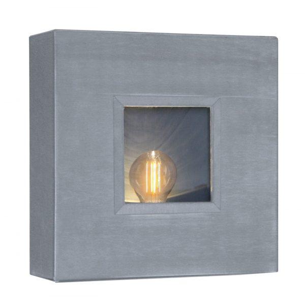 Z0004793 - Jelle Design by Piet Boon zonder lichtbron 230v Zink - Alpha Sierbestrating