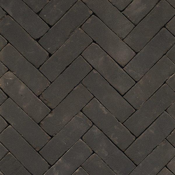 Z0005123 - Rustiek dikformaat 20x6,5x8,5 cm Nero Natura - Alpha Sierbestrating