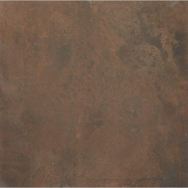 Z0005749 - Cerasolid 60x60x3 cm Metalico Brown - Alpha Sierbestrating